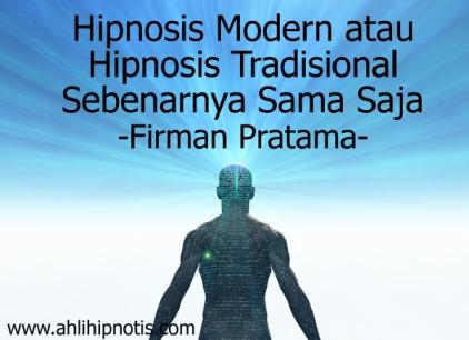 hipnotis-modern-tradisional